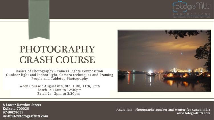 01 CLICK - Photography Crash Course