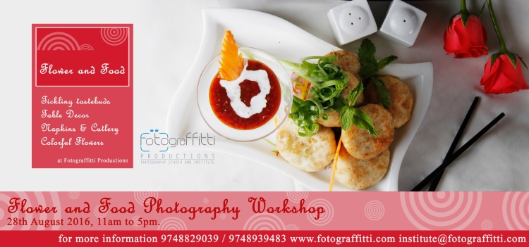 03 Flower and Food Photography